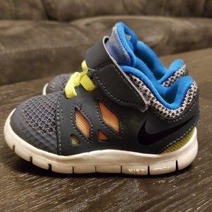 Baby girls Nike Sneakers 4c